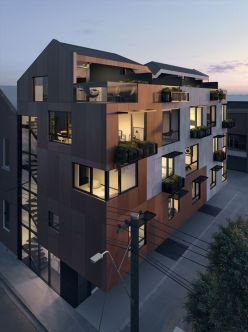 Modern Contemporary Urban House 10