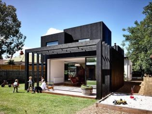 Modern Contemporary Urban House 19