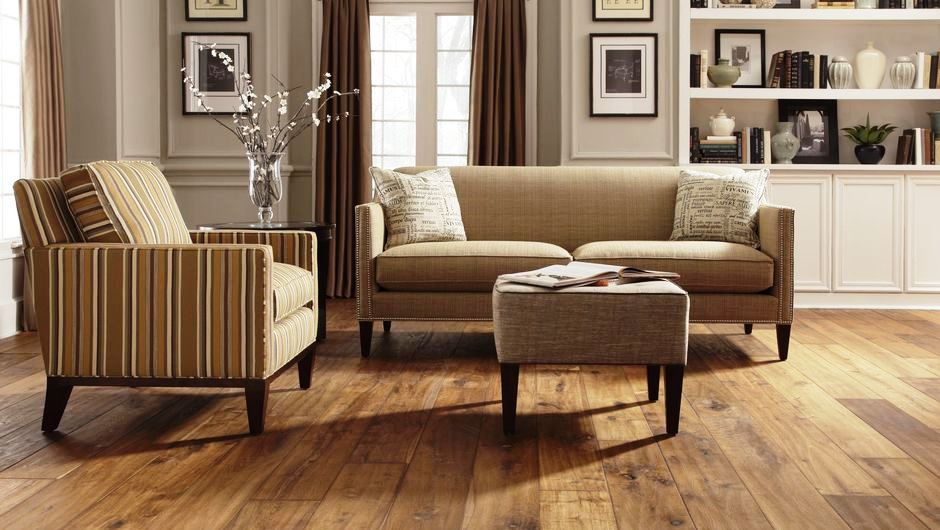 Natural Vinyl Plank Flooring Ideas