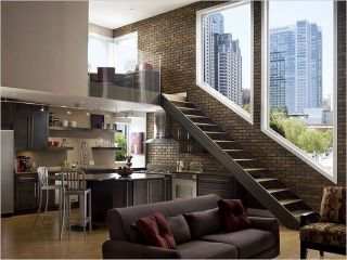 Awesome Modern Apartment Living Room Design Ideas 14