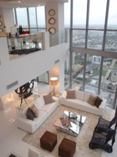 Awesome Modern Apartment Living Room Design Ideas 27