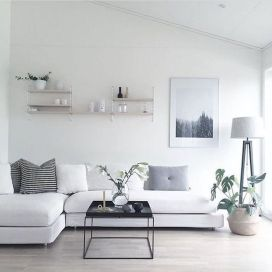 Awesome Modern Apartment Living Room Design Ideas 38