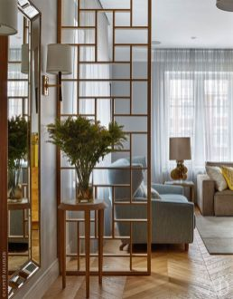 Awesome Modern Apartment Living Room Design Ideas 6