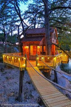 Awesome Treehouse Masters Design Ideas 103