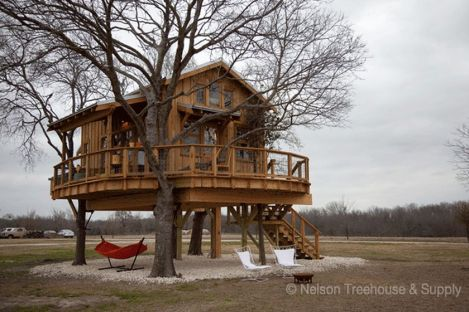 Awesome Treehouse Masters Design Ideas 112