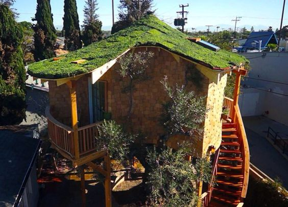 Awesome Treehouse Masters Design Ideas 18