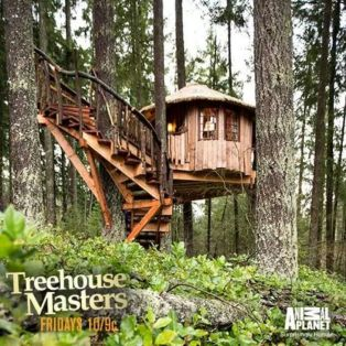 Awesome Treehouse Masters Design Ideas 29