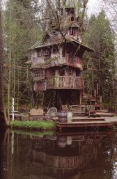 Awesome Treehouse Masters Design Ideas 42