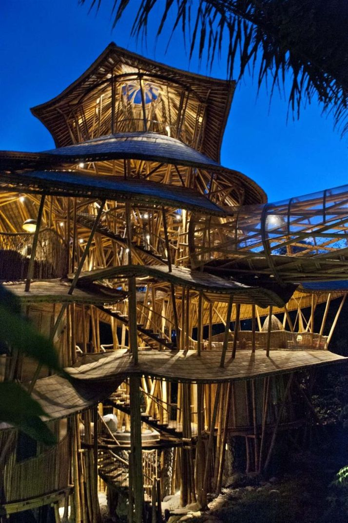 Awesome Treehouse Masters Design Ideas 7