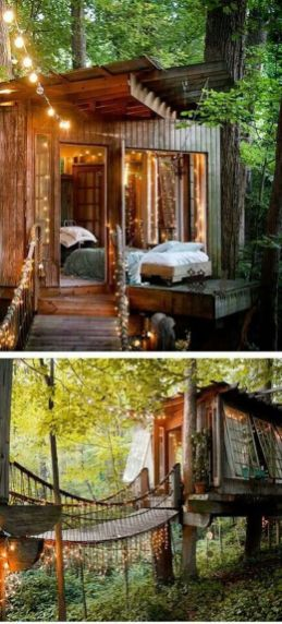 Awesome Treehouse Masters Design Ideas 74