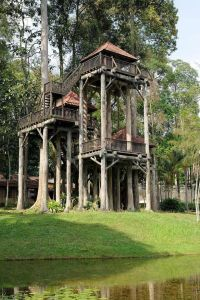Awesome Treehouse Masters Design Ideas 87