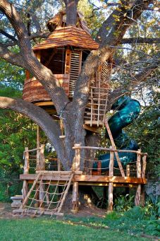 Awesome Treehouse Masters Design Ideas 89