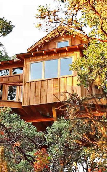 Awesome Treehouse Masters Design Ideas 92