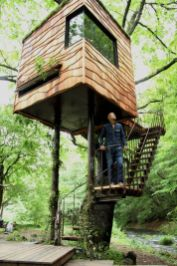 Awesome Treehouse Masters Design Ideas 95