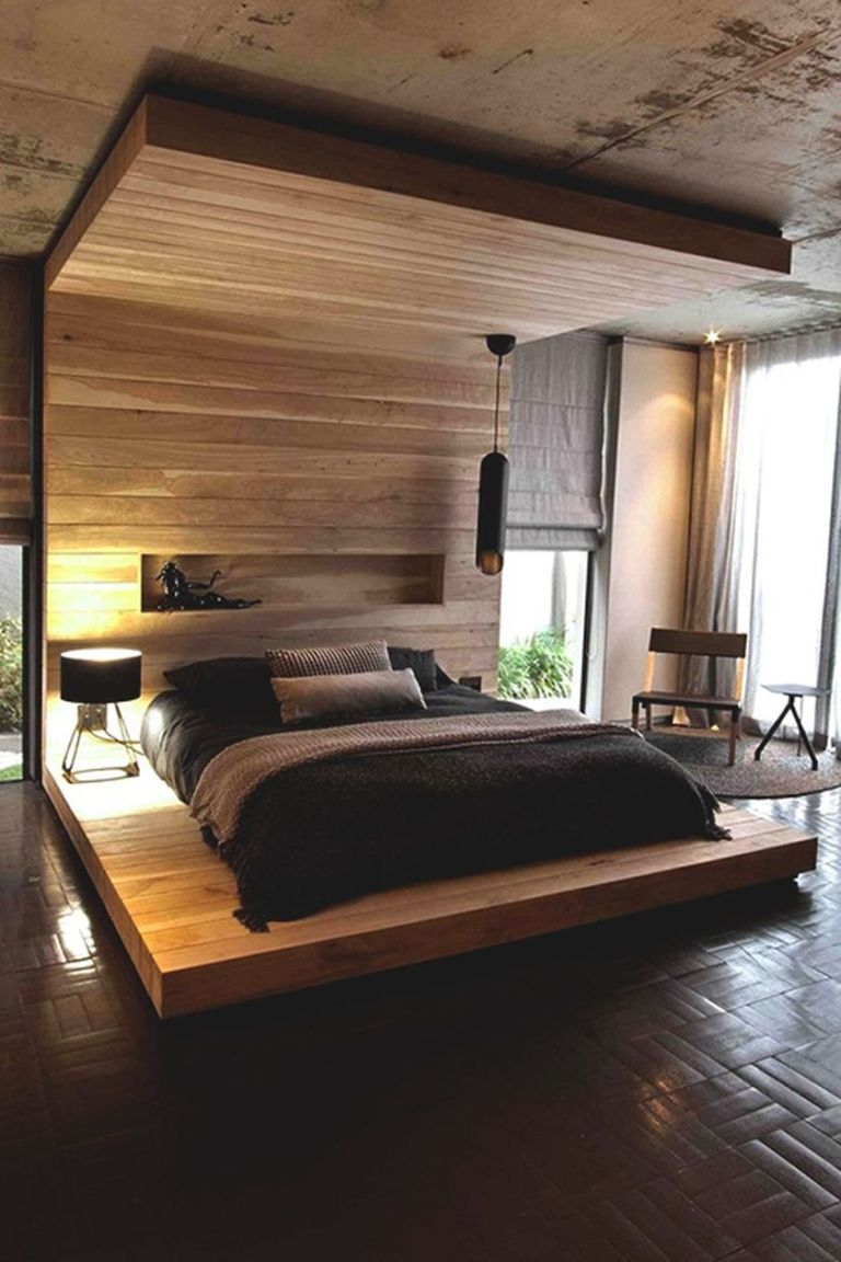Cozy Modern Bedroom Design Ideas 11