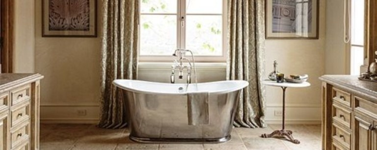 Fabulous Classic Country Bathub Ideas Featured