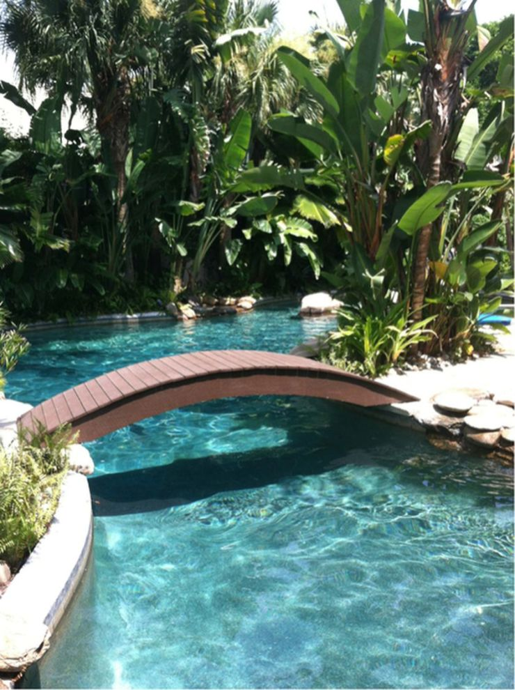 Lazy River Pool On Home Ideas 34