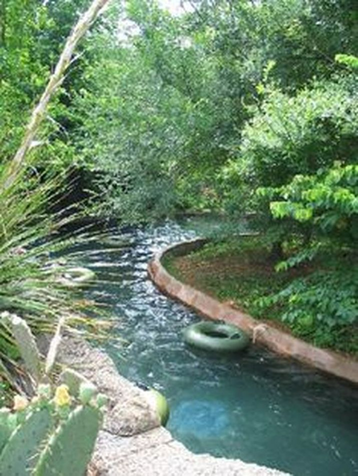 Lazy River Pool On Home Ideas 5