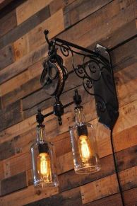Amazing Rustic Hanging Bulb Lighting Ideas 29