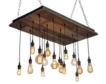 Amazing Rustic Hanging Bulb Lighting Ideas 30