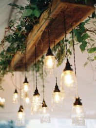 Amazing Rustic Hanging Bulb Lighting Ideas 37