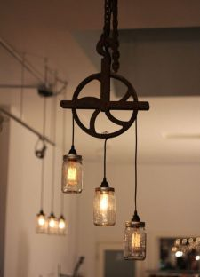 Amazing Rustic Hanging Bulb Lighting Ideas 47