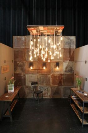 Amazing Rustic Hanging Bulb Lighting Ideas 7