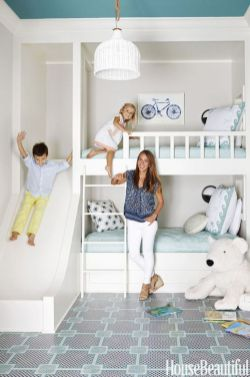 Awesome Cool Lovely Bed For Your Kids 23
