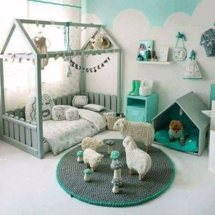 Awesome Cool Lovely Bed For Your Kids 36
