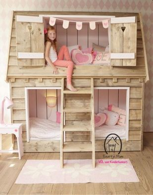 Awesome Cool Lovely Bed For Your Kids 8