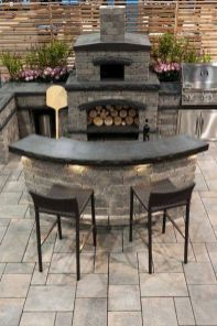 Awesome Grill Designs Ideas For Your Patio 17