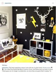 Awesome Superhero Themed Room Design Ideas 16