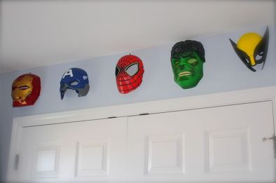 Awesome Superhero Themed Room Design Ideas 21