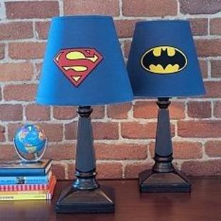 Awesome Superhero Themed Room Design Ideas 4