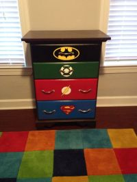 Awesome Superhero Themed Room Design Ideas 8