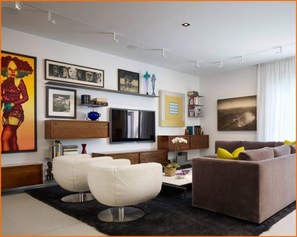 Awesome Tv Unit Design Ideas For Your Home 10