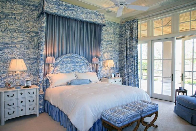 Cozy And Cool Bedroom Curtain Decoration Ideas 4