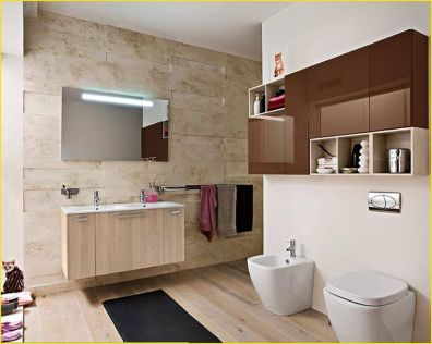 Cozy Wooden Bathroom Designs Ideas 7