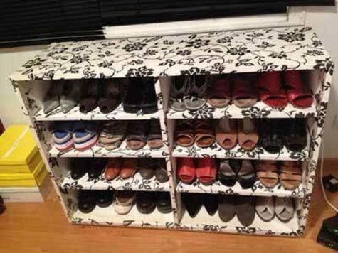 Creative Ideas To Organize Shoes In Your Home 16