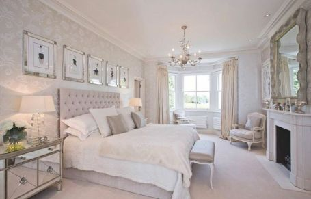 Romantic Dream Master Bedroom Design Ideas 17