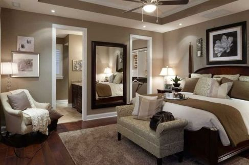 Romantic Dream Master Bedroom Design Ideas 32