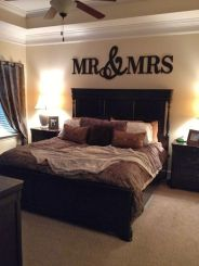 Romantic Dream Master Bedroom Design Ideas 48