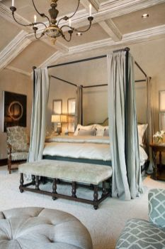 Romantic Dream Master Bedroom Design Ideas 59