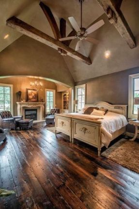 Romantic Dream Master Bedroom Design Ideas 68