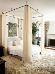 Romantic Dream Master Bedroom Design Ideas 85