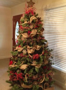 Gorgeous Chirstmas Tree Decorations Ideas 2019 56