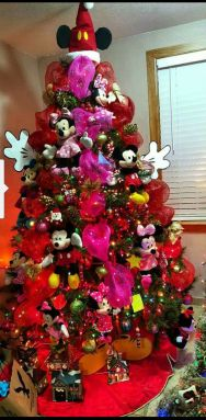 Gorgeous Chirstmas Tree Decorations Ideas 2019 57