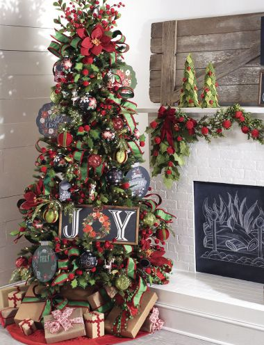 Gorgeous Chirstmas Tree Decorations Ideas 2019 63