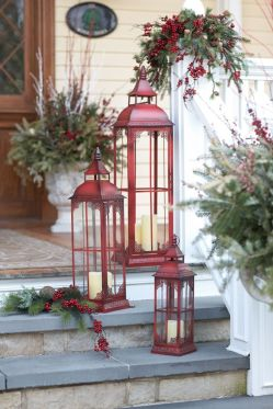 Amazing Christmas Porch Ornament And Decorations 27