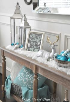 Creative Fake Snow Ideas For Chirstmas Decorations 1